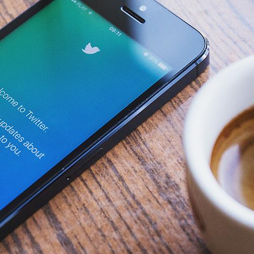 Top Twitter accounts