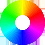 Website colour schemes