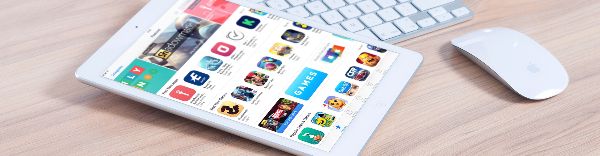 Top 10 Apple Apps