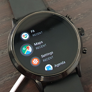 Fossil Smartwatch Gen 5 apps