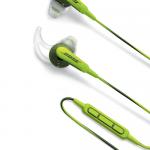 Energy green in-ear headphones